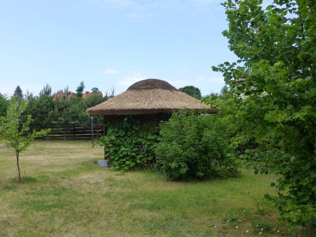 Altana ogrodowa Na Zaciszu