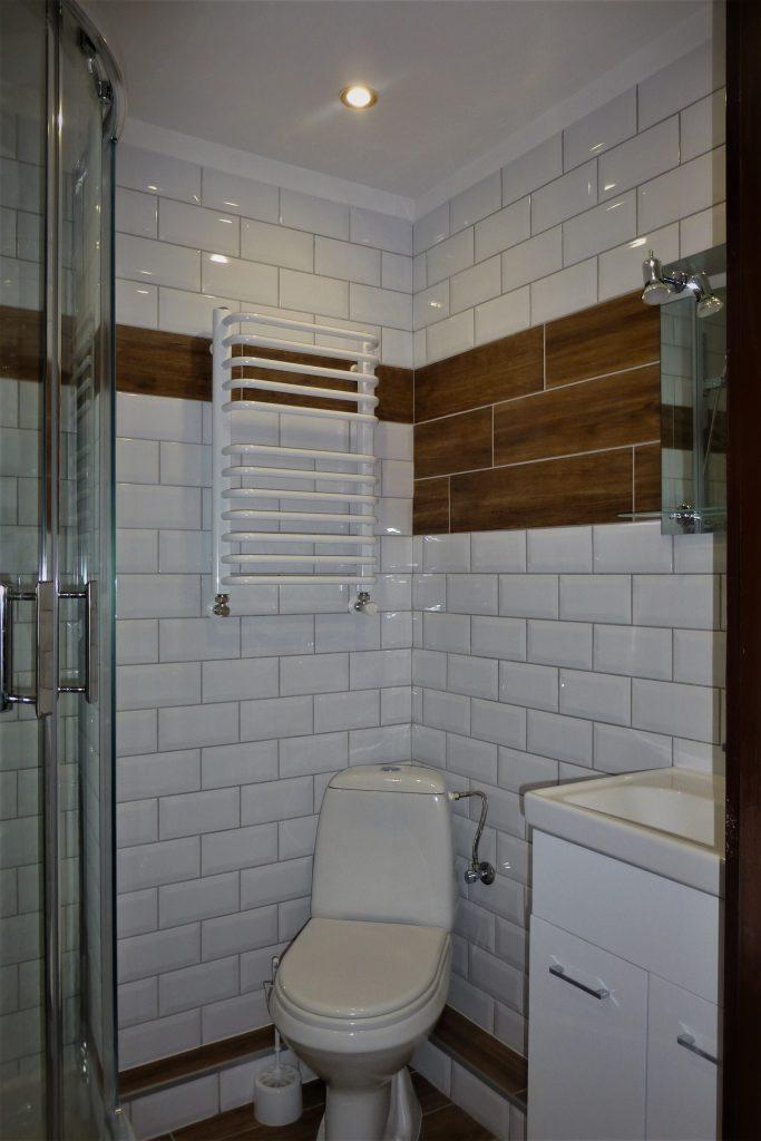 Łazienka pokoju 3 osobowego